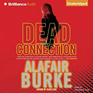 Dead Connection audiobook cover art