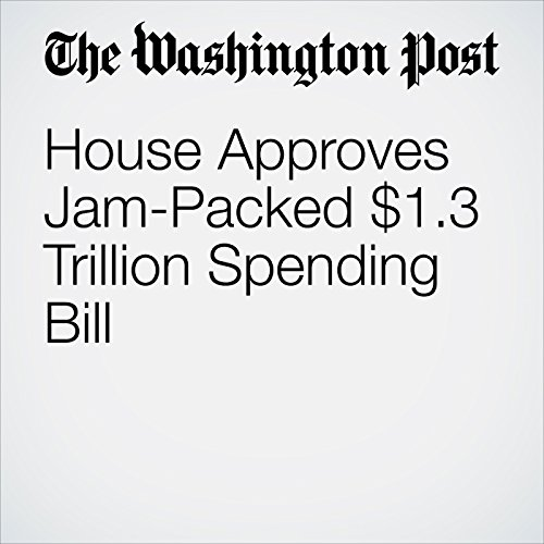 House Approves Jam-Packed $1.3 Trillion Spending Bill copertina