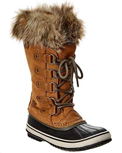 Sorel 1708791 Women's Joan of Arctic Boot, Camel Brown/Black- 8