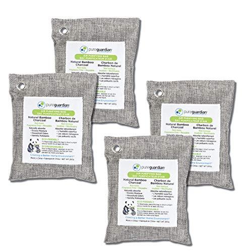 Great Deal! Guardian Technologies CB2004PK Pure Guardian Bamboo Charcoal Air Purifier Bags, Eco-Frie...