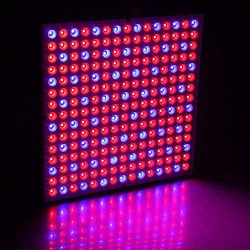 TENDERNESS Pflanze Licht Full Spectrum Pflanzenwachstumslampe Pflanzenwachstum Lampen 25W 45W LED wachsen Licht Full Spectrum LED Panel mit Reflektor Cup für Indoor-Anlage blüht Sämling,45w
