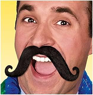 Amscan 390117 Moustache Accessories, 2 3/8