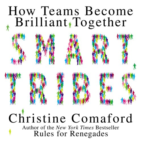 Smart Tribes audiobook cover art