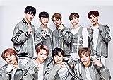 AJleil Puzzle 1000 Piezas BTS BTS Fashion Cute Boy Group Fan Gift Puzzle 1000 Piezas Animales Juego de Habilidad para Toda la Familia, Colorido Juego de ubicación.50x75cm(20x30inch)