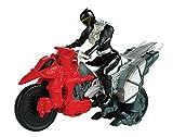 Power Rangers Dino Charge - Moto transformación, Color Negro (Bandai 42072)