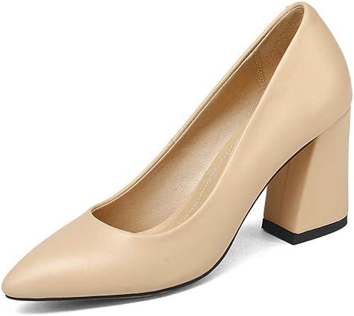 HommesGLTX Talon Aiguille Talons Hauts Sandales Nouvelles Chaussures Femme Haute Qualité en Microfibre Les Les dames été Sabot Talons Hauts 8Cm Pompes Femmes Travaillent Robe Chaussures De Mariage