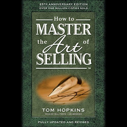 Couverture de How to Master the Art of Selling