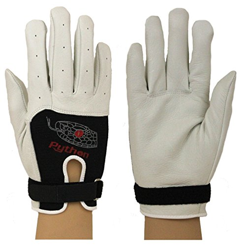 Python Xtreme Handball Glove (Pair) (Unpadded) (w Strap) (Large)