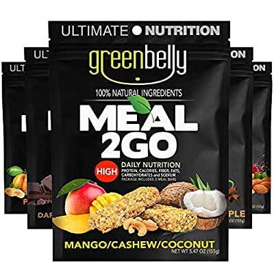 Greenbelly Backpacking Meals Backpacking