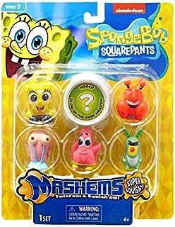 Basic Fun Mash`ems Sponge Bob Squarepants Series 3