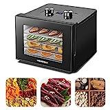Best Dehydrator - Food Dehydrator Machine - Digital Adjustable Timer Review