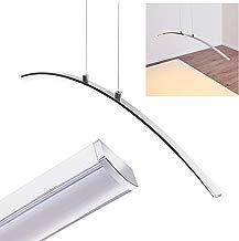 Lámpara de Techo LED Vidsel 1x 12W LED Alta Eficiencia 780 Lumens - Lámpara Colgante Altura Ajustable cocina salón comedor