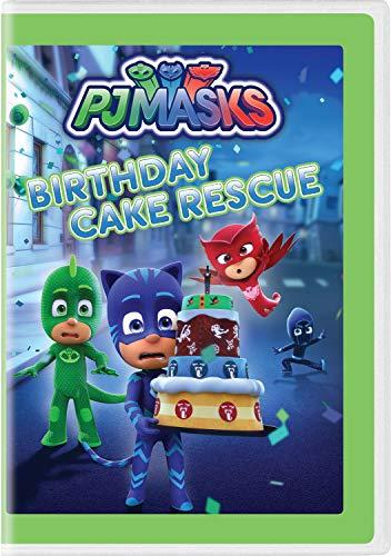 PJ Masks: Birthday Cake Rescue [DVD]