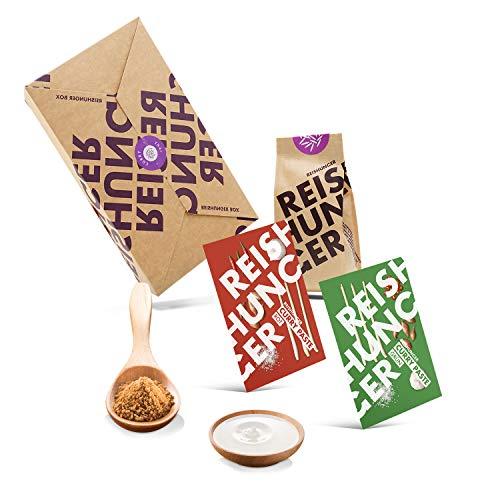 Reishunger Thai Curry Box (5-teilig, für bis zu 4 Personen) Original Zutaten für...