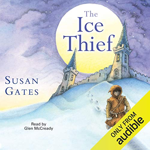 The Ice Thief audiobook cover art
