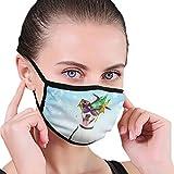 CZLXD - Máscara Antipolvo para Fiestas de Perros, máscara anticontaminación para Hombre y Mujer