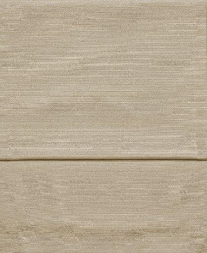 Fino Tischläufer ca. 40 x 150 cm mit Saum hochwertig & knitterarm mit großer Farbauswahl (071 Beige)