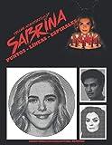 Chilling Adventures of Sabrina Puntos Líneas Espirales: Libro para Colorear para Adultos