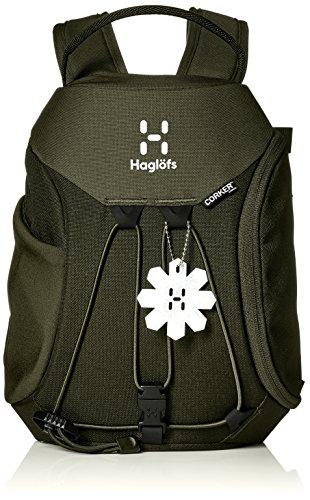 Haglöfs Corker X-Small Rucksack, Unisex, für Erwachsene, tiefe Woods, Einheitsgröße
