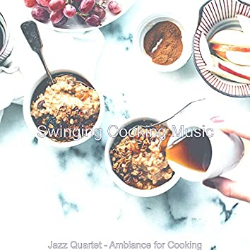 Jazz Quartet - Ambiance for Cooking