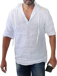 Best linen pullover mens Reviews