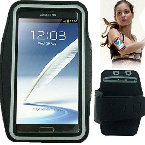 Brazalete deportivo para NOKIA LUMIA 1530 Smartphones/1320, SONY XPERIA T3/Z2/Z1, HTC ONE (M8)/ONE MAX