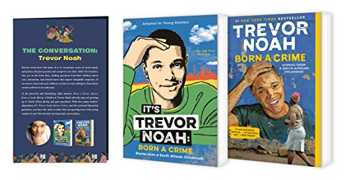 Trevor Noah: The Conversation Collection With Guide