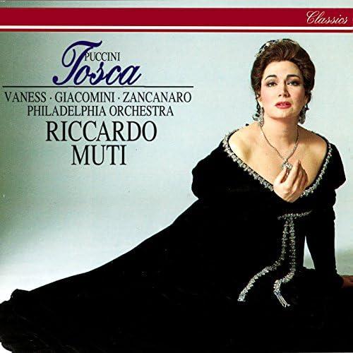Riccardo Muti, Carol Vaness, Giuseppe Giacomini, Giorgio Zancanaro & The Philadelphia Orchestra