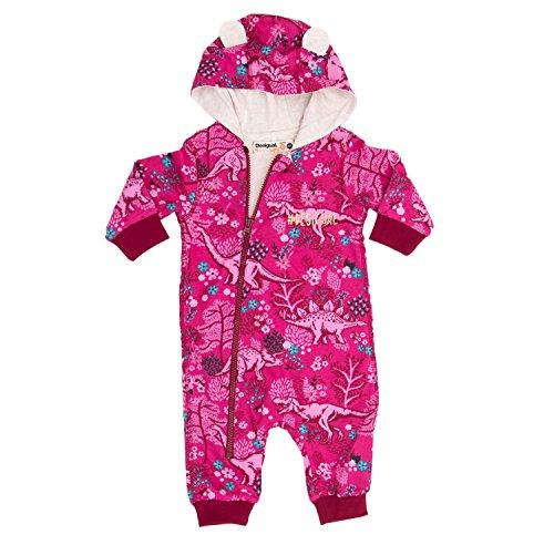 Desigual Jumpsuit bebé-niñas Rosa
