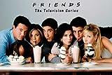 Friends - Milkshake - Poster - Filmposter - Grösse 91,5x61