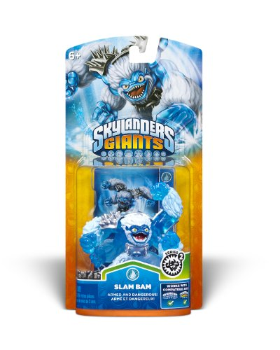 Activision Skylanders Giants Single Character Pack Core Series 2 Slam B