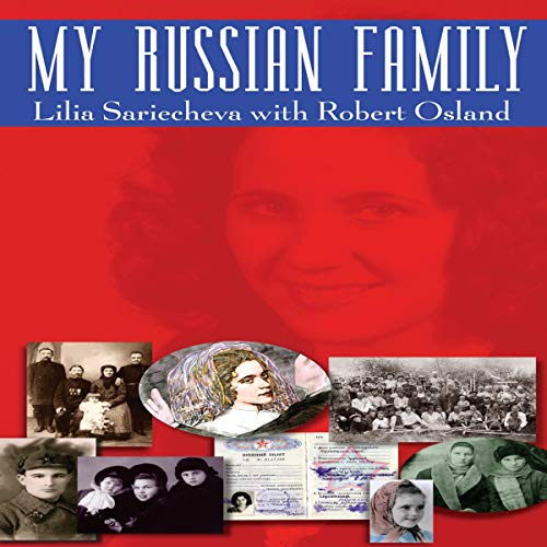 『My Russian Family』のカバーアート