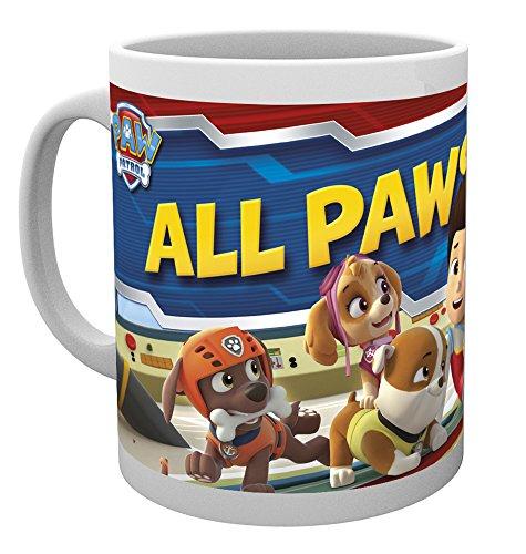 GB Eye Ltd, Paw Patrol, Perros en Una mision, Tazza