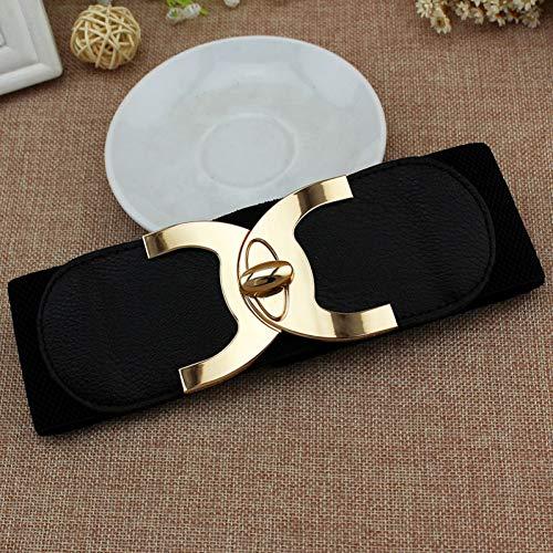 DYCHUN Cintura da Donna Cintura Lunga 65 Cm Cinturino Largo Cinturino Abito Abito per Donna Cinturino