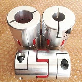30 Coupling Outer Diameter:20 VXB Brand Japan MJC-20-EGR 7mm to 10mm Jaw-Type Flexible Coupling Coupling Bore 2 Diameter:10mm Coupling Length