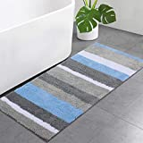 Best Bathroom Rugs - Buganda Non-Slip Bathroom Rug Water Absorbent Soft Microfiber Review