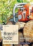 Motorsäge -Brennholz selbst machen: Wohlige Wärme aus dem Wald