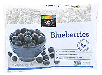 365 Everyday Value, Blueberries, 12 oz, (Frozen)