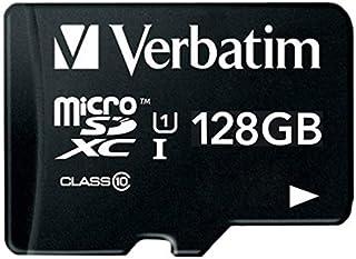 Verbatim バーベイタム microSDXCカード 128GB UHS-1 U1 Class10 MXCN128GJVZ2