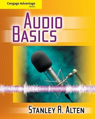 Cengage Advantage Books: Audio Basics