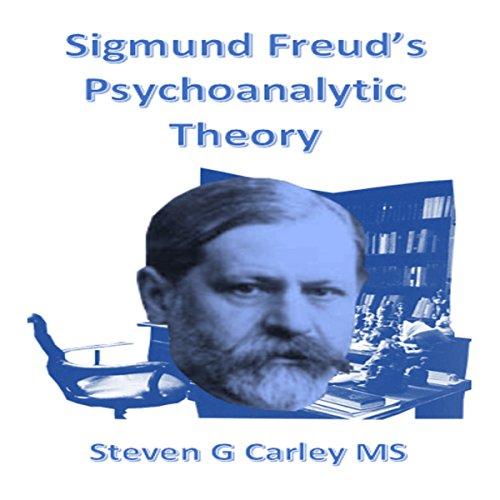 Sigmund Freud's Psychoanalytic Theory audiobook cover art