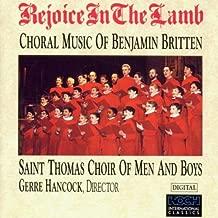 Best benjamin britten choral music Reviews