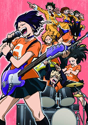 【Amazon.co.jp限定】僕のヒーローアカデミア 4th Vol.6 Blu-ray (初回生産限定版) (全巻購入特典「描き下...