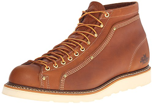 Thorogood Men's American Heritage Lace-To-Toe Roofer Boots