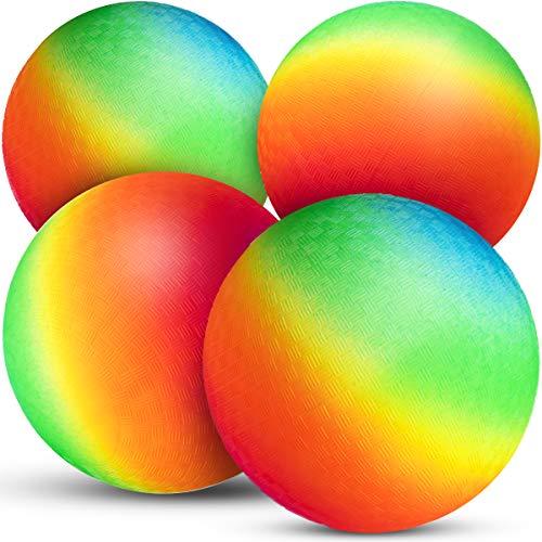 Bedwina Rainbow Playground Balls