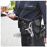 Helmhalterung, verstellbar, für Helme nach DIN 14940, aus Metall