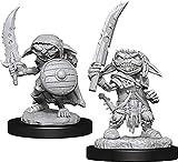 Dungeons & Dragons Nolzur's Marvelous Unpainted Miniatures: Goblin Fighter Male