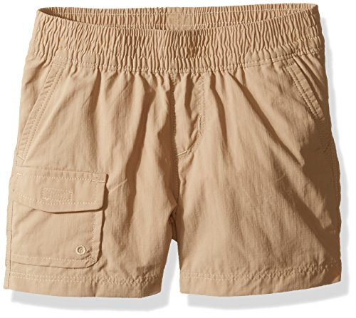 Columbia Girls Silver Ridge Pull-on Short, British Tan, Medium