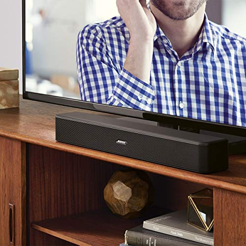 Bose Solo 5 TV Soundbar Sound System - Best soundbar for Vizio TV
