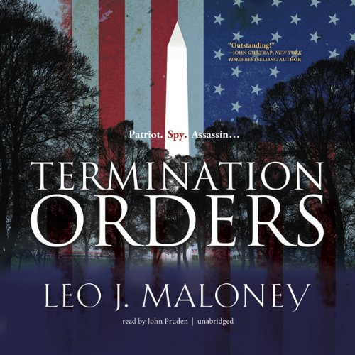 Termination Orders audiobook cover art